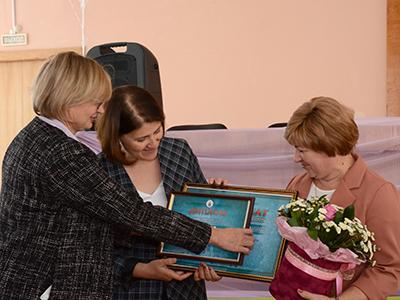 «Дорогобуж» наградил учителей года Дорогобужского района